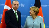 Cumhurbaşkanı Erdoğan, Angela Merkel ile telefonda görüştü