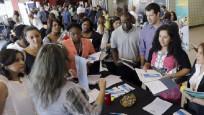 ABD'de işsizlik maaşı başvuruları beklenenden düşük geldi