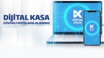 İş Bankası'ndan yerli depolama uygulaması: Dijital Kasa