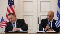 ABD ile Yunanistan arasında Doğu Akdeniz görüşmesi