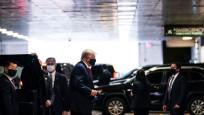 Trump hastanede erkek kardeşini ziyaret etti, maskeyi taktı