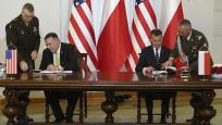 ABD ile Polonya arasında savunma iş birliği anlaşması imzalandı