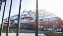 Norveç'te kruvaziyer yolcuları için karantina şartı