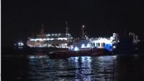 Marmara açıklarında arızalanan feribotta dehşet