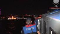 İstanbul Boğazı'nda korona virüs denetimi