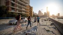 Beyrut'taki feci patlamadan kazanç hesabı yapanlar