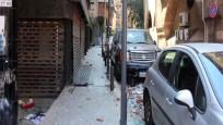 Beyrut'taki patlama sonrası sokaklar harabeye döndü