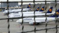 Lufthansa 1.5 milyar euro zarar açıkladı