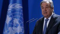 Guterres'ten dünyaya 'nükleer silah' çağrısı