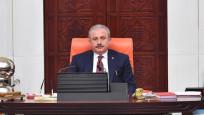 TBMM Başkanı Şentop'tan İstanbul Sözleşmesi açıklaması