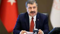 Türkiye'de son 24 saatte bin 172  yeni vaka tespit edildi