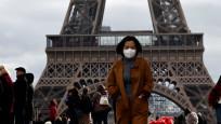 Paris'te pazartesiden itibaren açık alanlarda maske zorunlu