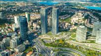 İstanbul'un göbeğinde rezidansta mektuplu kavga