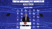Erdoğan: Yerli aşı geliştiren ülkeler arasında 3. sıradayız