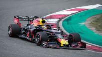 Formula 1'de zafer Max Verstappen'in