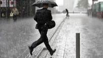 Meteoroloji uyardı! Birçok ilde kuvvetli yağış ve fırtına!