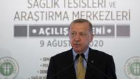 Erdoğan: Bu süreçte sağlık sistemimizi test ettik