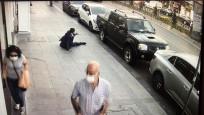 İstanbul'da sokak ortasında çatışma