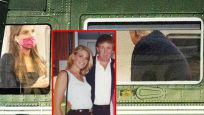 Bir skandal daha! Trump sevgilisinin yanında...