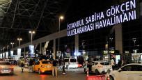 Sabiha Gökçen Havalimanı'nda göçmen kaçakçılığı operasyonu