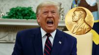 Trump: Nobel Barış Ödülü benim hakkım