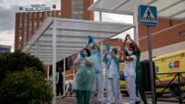 Madrid'de 'zorunlu ihtiyaçlar dışında sokağa çıkmayın' çağrısı