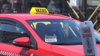 İstanbul'da bordo taksi tartışması