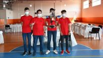 Sivaslı gençlerin İHA'sı TEKNOFEST'te Türkiye birincisi