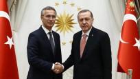 Erdoğan Stoltenberg ile Doğu Akdeniz'i görüştü