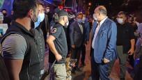 İstanbul Emniyet Müdürü Aktaş 'Yeditepe Huzur' asayiş uygulamasında