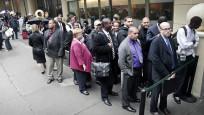 ABD'de işsizlik maaşı başvuruları yüksek geldi