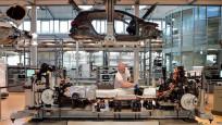 Almanya Ifo ihracat beklentisi iki yılın zirvesinde