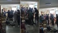 Çapa'da maske uyarısı yapan sağlık çalışanı darp edildi