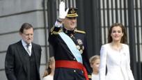 Kral 6. Felipe resmi bir törene ilk defa katılmadı