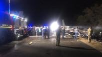 Ukrayna'da askeri uçak düştü: 20 ölü