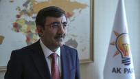 AK Partili Yılmaz'a tomografide korona teşhisi