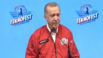 Cumhurbaşkan Erdoğan'dan yerli teknoloji vurgusu