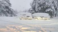 Eylül ayında 25 cm kar yağdı