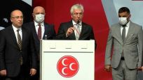 MHP İstanbul İl Başkanlığı'na Birol Gür yeniden seçildi