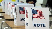 ABD'de seçim için şu ana kadar 1 milyona yakın oy kullanıldı