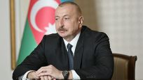 Aliyev: Karabağ krizi BMGK'da çözüme kavuşturulmalı