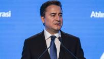 Ali Babacan'dan YEP'e sert eleştiriler