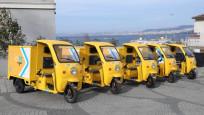 Elektrikli araçlar İstanbul'da hizmete başladı