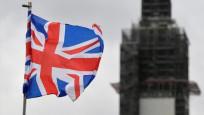 İngiliz ekonomisinde daralma