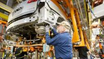 ABD'de sanayi üretimi geçen ay beklenenden fazla arttı