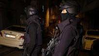İstanbul'da terör örgütü PKK'ya yönelik operasyon: 8 gözaltı
