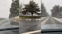İşte İstanbul'dan ilk kar fotoğrafları