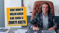 Enerjinin genç patronu Akdağ'ın hedefi 2 yılda 2 milyar euro yatırım