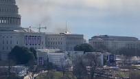 ABD Kongre binası giriş ve çıkışlara tekrar açıldı