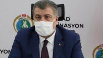 Türkiye'nin günlük korona virüs tablosu açıklandı